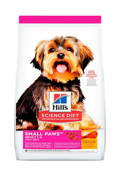 HILLS-ADULT-SMALL-PAWS-CHICKEN-4.5LB
